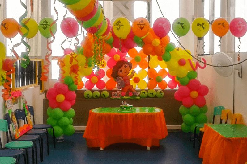decoración fiestas infantiles palmira